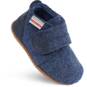 Giesswein Oberstaufen Kapcie Dzieci, jeans